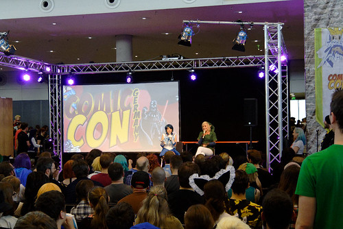 ComicCon 2016 Stuttgart