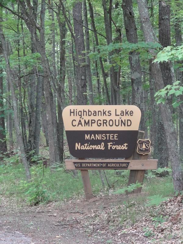 Highbanks Lake Campground