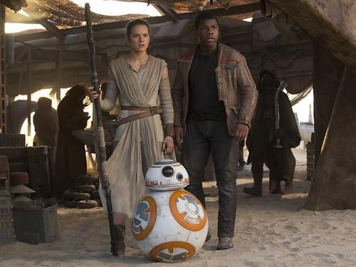 Star Wars - Episode VII - The Force Awakens - screenshot 5