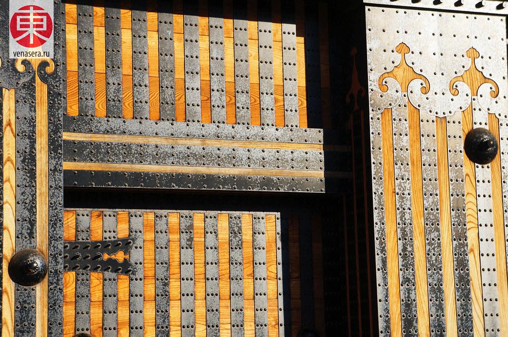 Хасидзумэмон (橋爪門), Город Канадзава, Kanazawa, 金沢, Замок Канадзава, 金沢城
