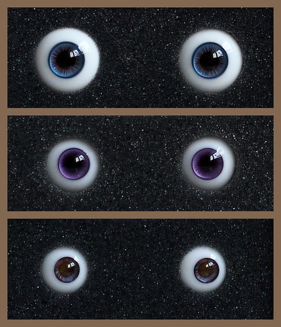 Mako eyes