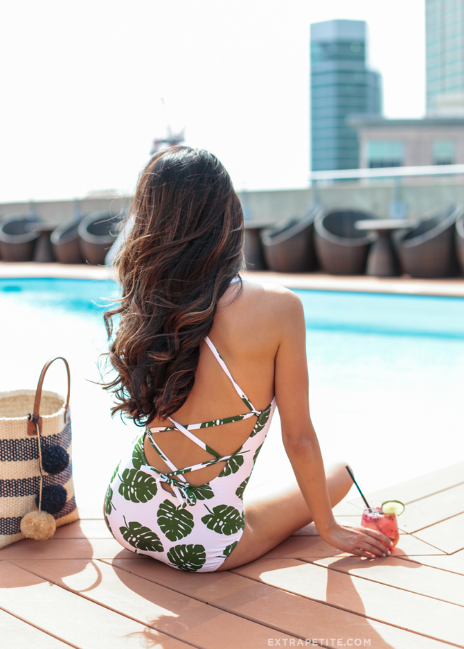 cute bathing suits for petite women