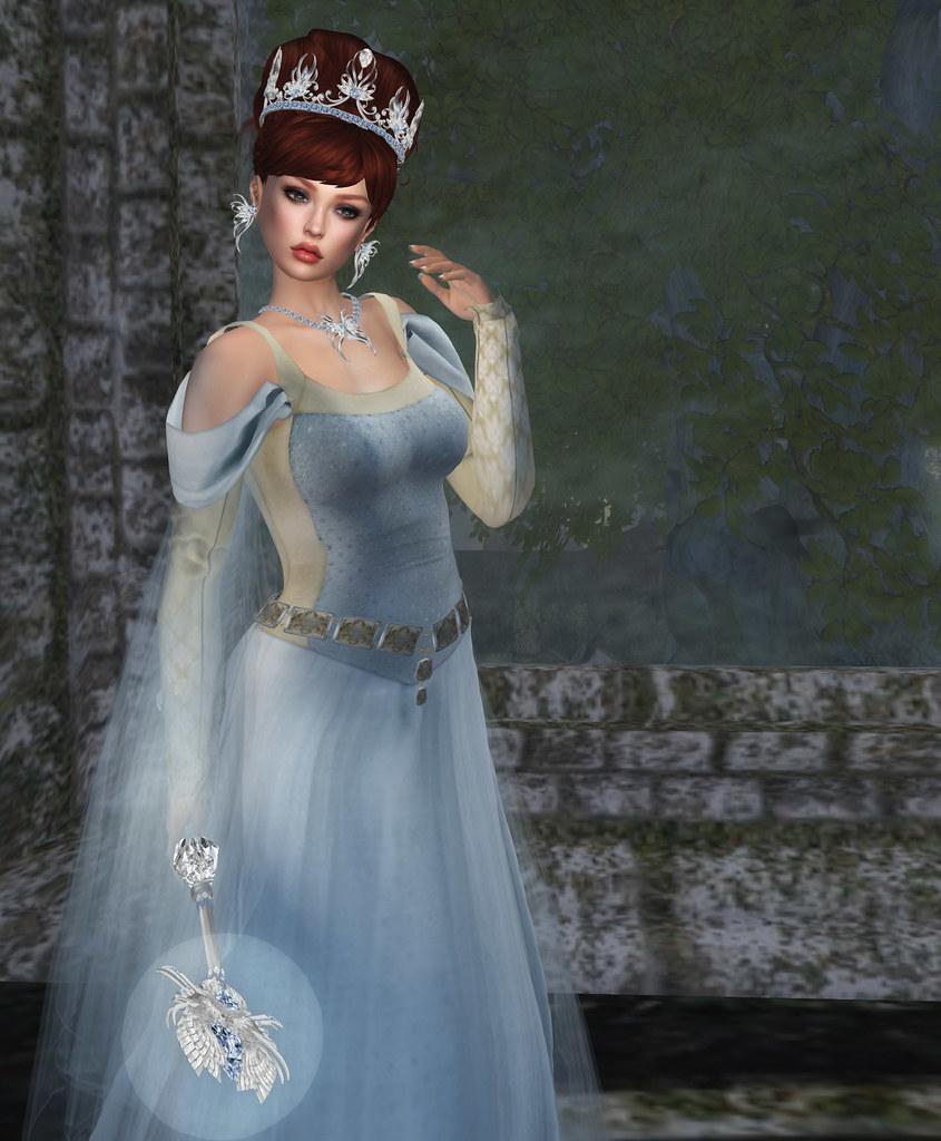 Calista gown - Silvan Moon Designs