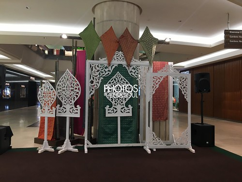Raya Decor 2016 @ The Gardens