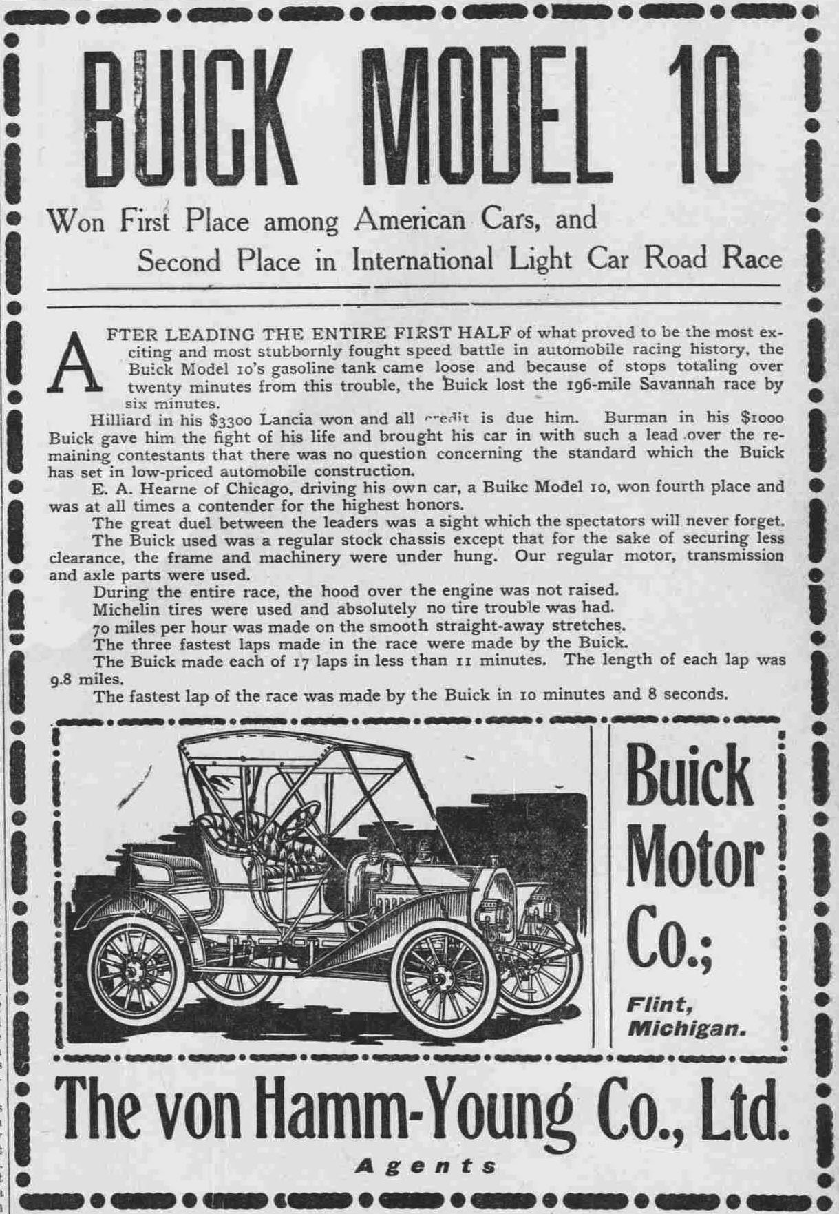 Buick Cars in Hawaii - Hawai\'i Digital Newspaper Project