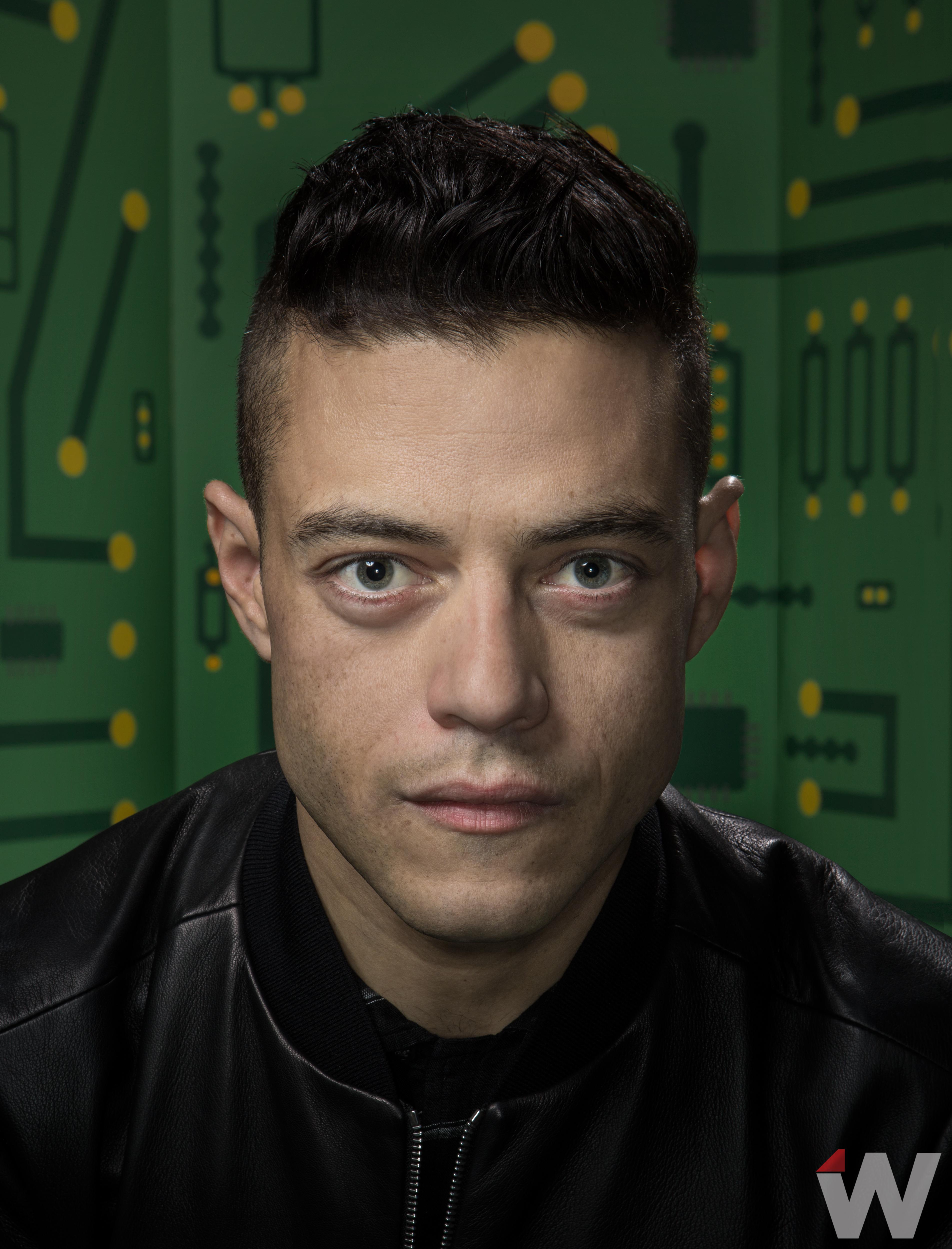 "Rami Malek, ""Mr. Robot"""
