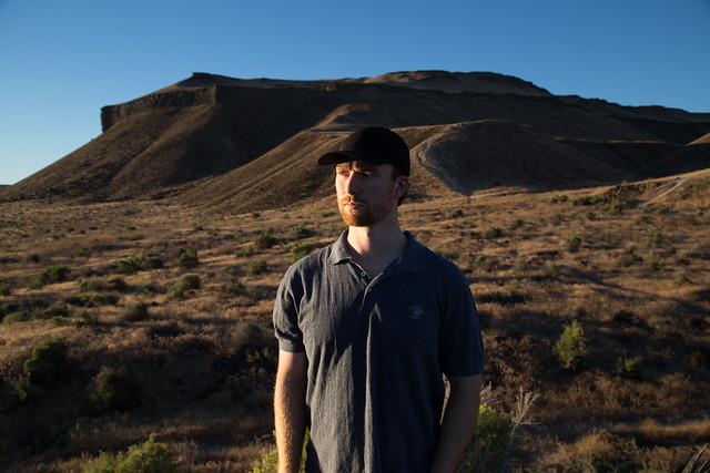Brendan Portrait after the sun rose