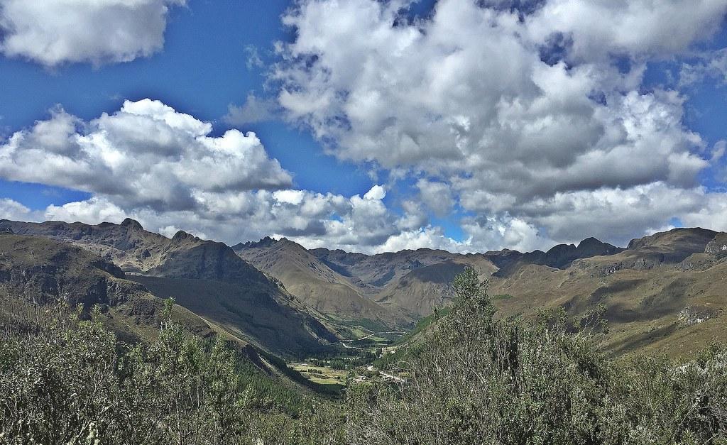 Las nubes del Cajas ( Ecuador )