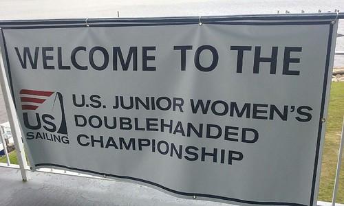 2016 U.S. Junior Women's Doublehanded Championship