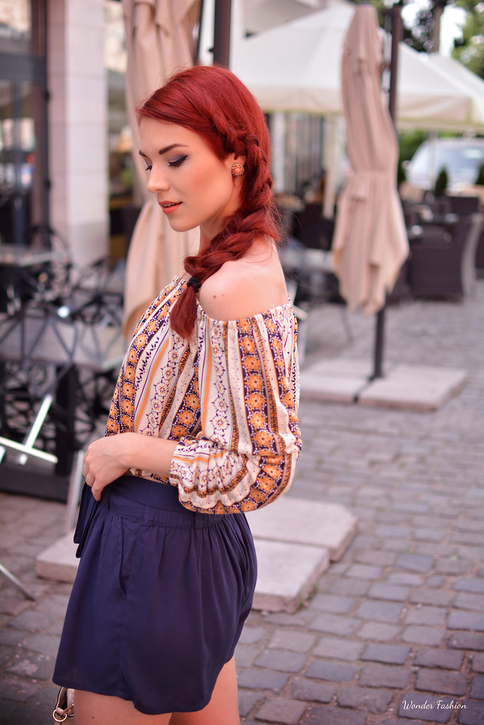 summer off shoulder