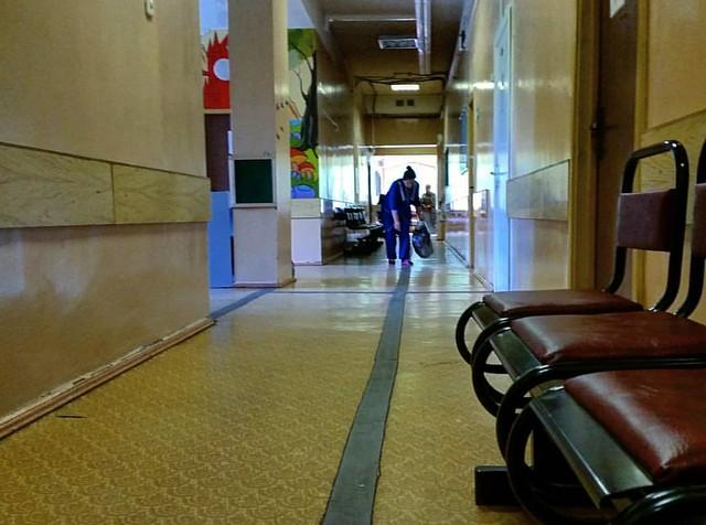 медицина поликлиника курьерская служба экспресс-доставка QDel