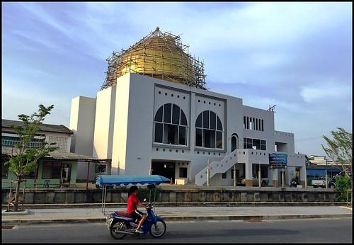 Al Madina Mosque at Rasada, Phuket Town