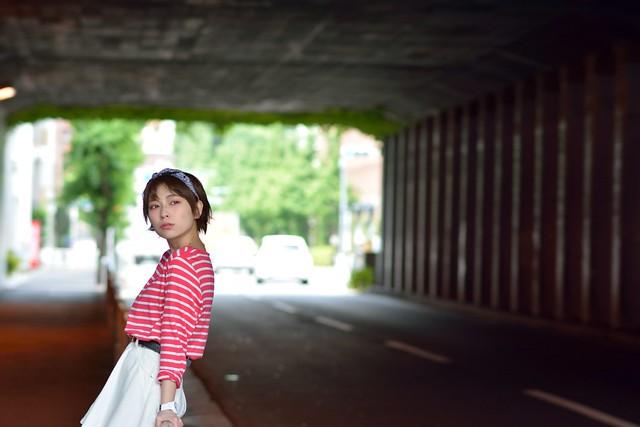 ポートレート_橘杏