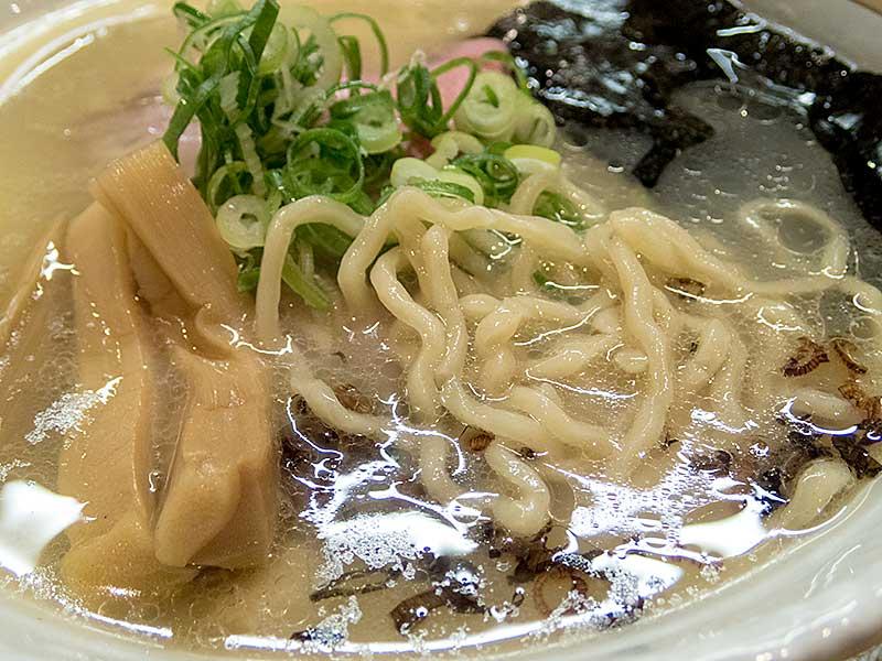 ふじ屋NOODLE 白醤油