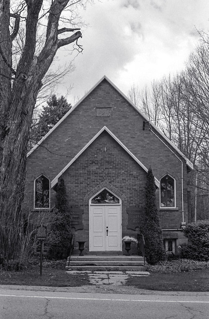 Mono Cliffs United Church_