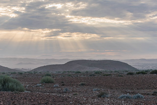 Damaraland am Morgen