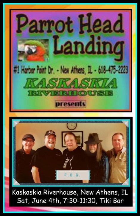Parrot Head Landing 6-4-16