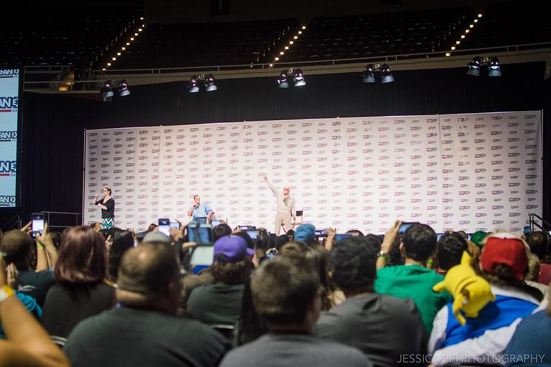 Dallas Fan Expo 2016 Stan Lee