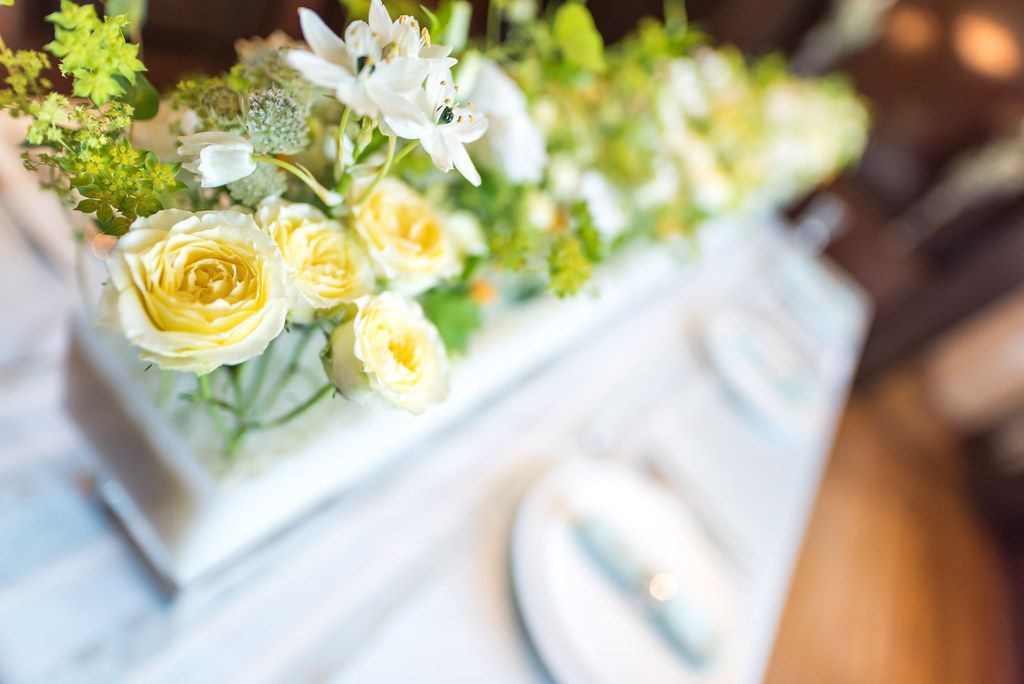 花と器のハーモニー⑥