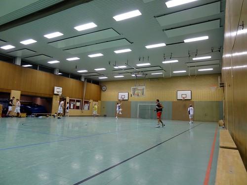BG Bonn/ Meckenheim III v TV Brühl (3rd Amateur Basketball Division of Northrhine-Westphalia)