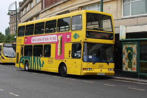 Yellow Buses 428 HF03ODT