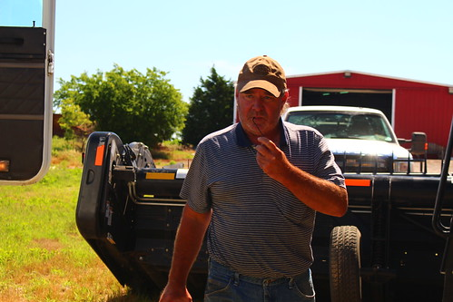 Meet JD, Farmer Mike's hired hand.