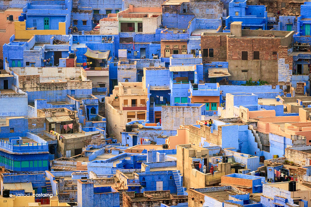 Blue City - Jodhpur - India