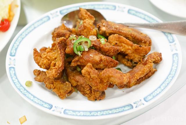 Spicy Salt Spareribs