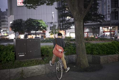 JS C6 20 061 福岡市中央区 / Fuji X-E2 × Fujinon XF 27mm F2.8