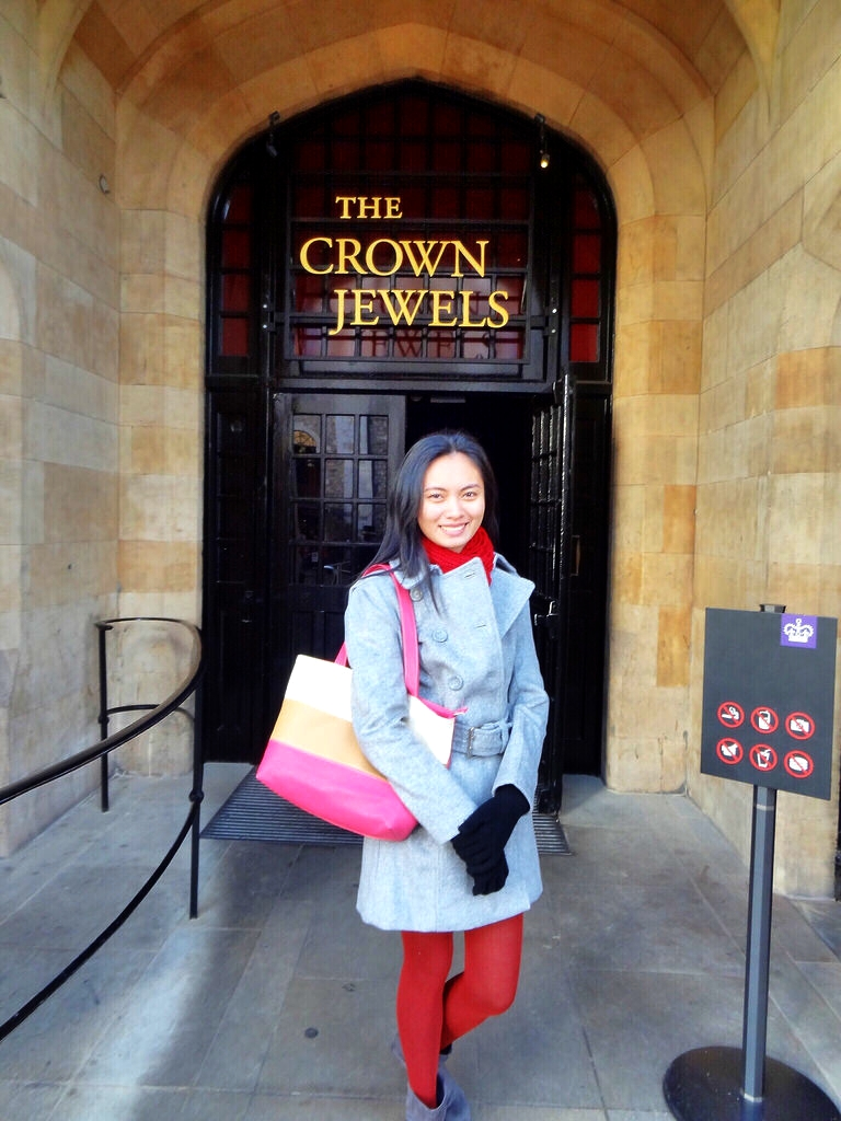 London Crown Jewels - Copyright Travelosio
