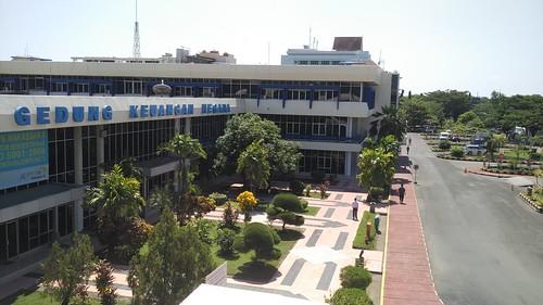 Gedung Keuangan Negara, Makassar