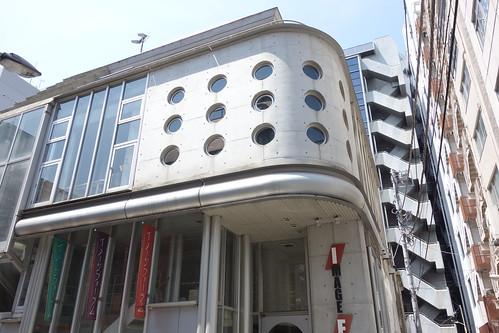 """Shibuya_(2016_06_11)_1 東京都の渋谷にある映画館の""""イメージフォーラム""""の外観を撮影した写真。"""