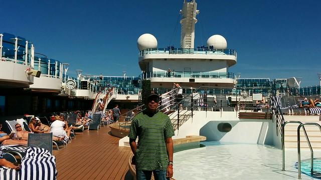 June 7 At Sea (Formal)