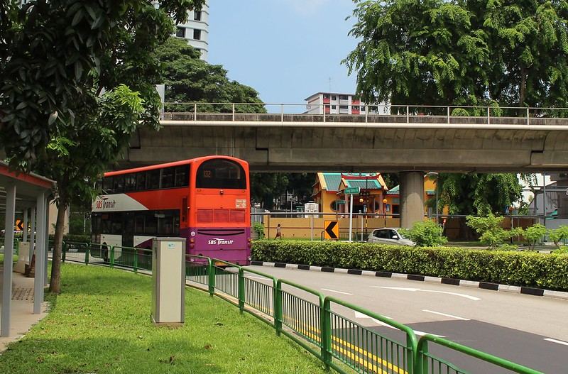 Near Redhill station, Singapore