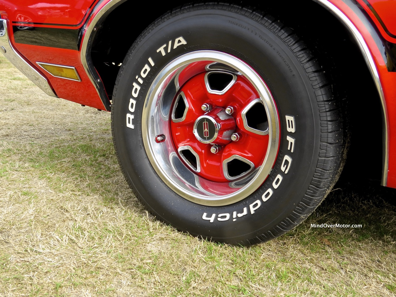 1971 Oldsmobile 442 Wheel