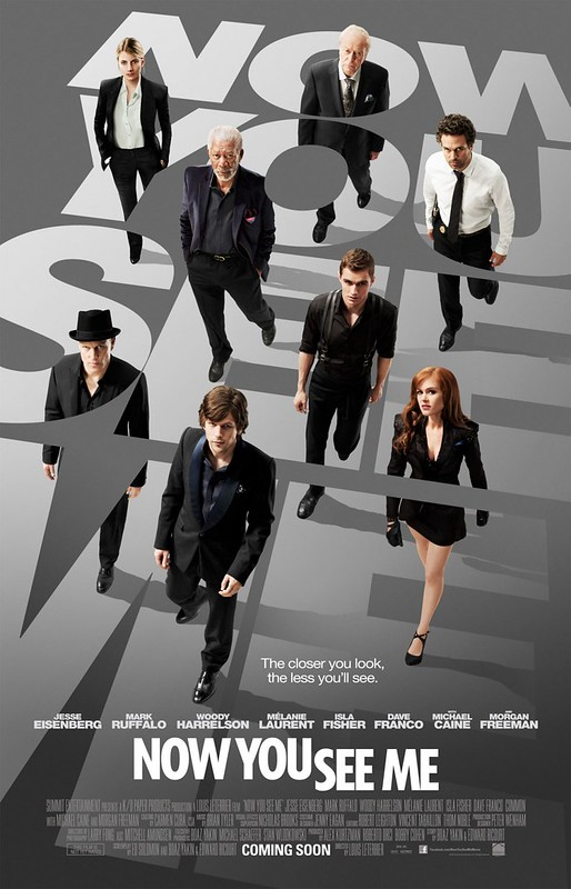 Now You See Me - Poster 1
