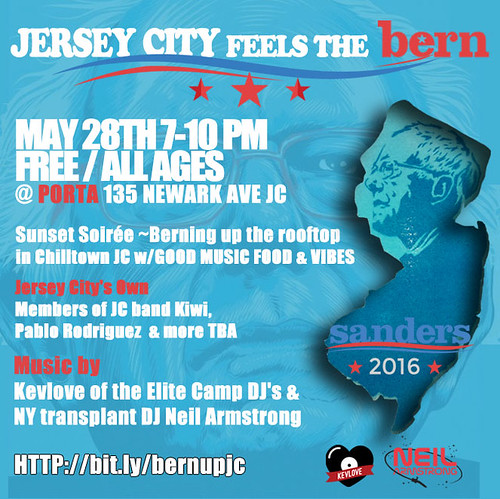 Sunset Soirée ~ Berning up in Chilltown