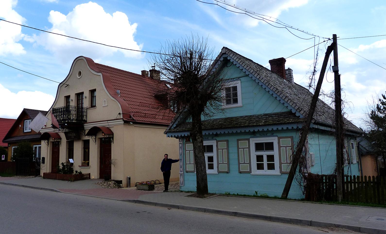 Bialowieza hotel