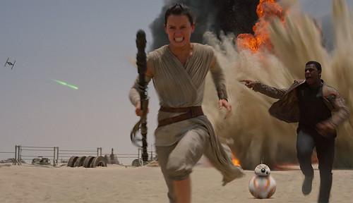 Star Wars - Episode VII - The Force Awakens - screenshot 7