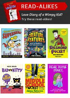 Books Like Diary Of A Wimpy Kid Yahoo