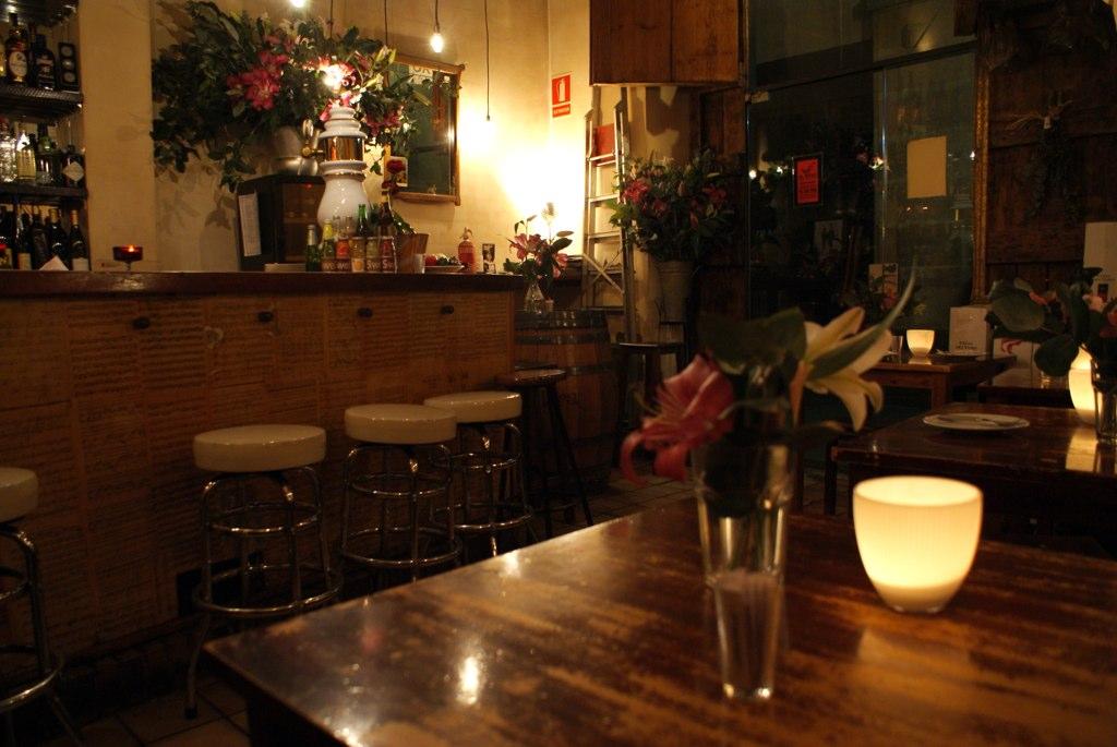 El Bitxo, bar à tapas la classe à Barcelone