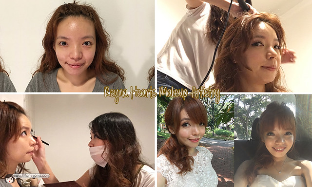 Reyna Hearts Makeup Tiffany Yong