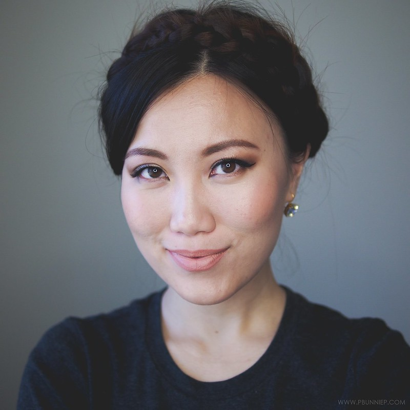 Asian Makeup - Bronzed Peach pbunniep