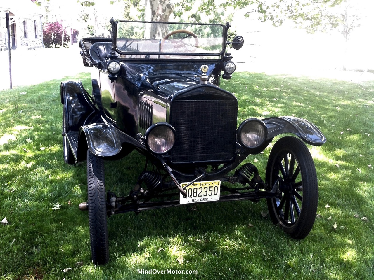 Model T Front