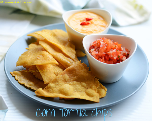 how to make tortilla chips from scratch