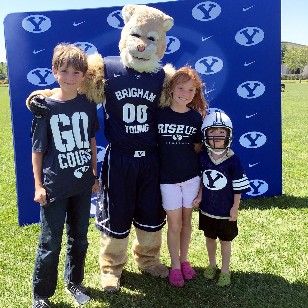 BYU Cosmo
