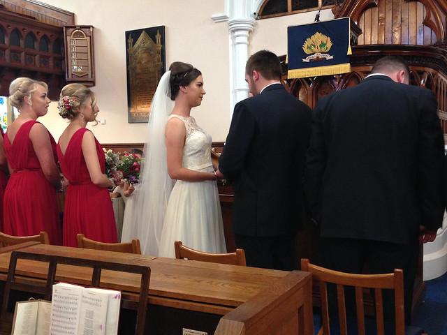 Chris & Adele's wedding