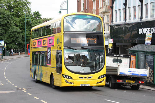 Yellow Buses 193 BF15KFC
