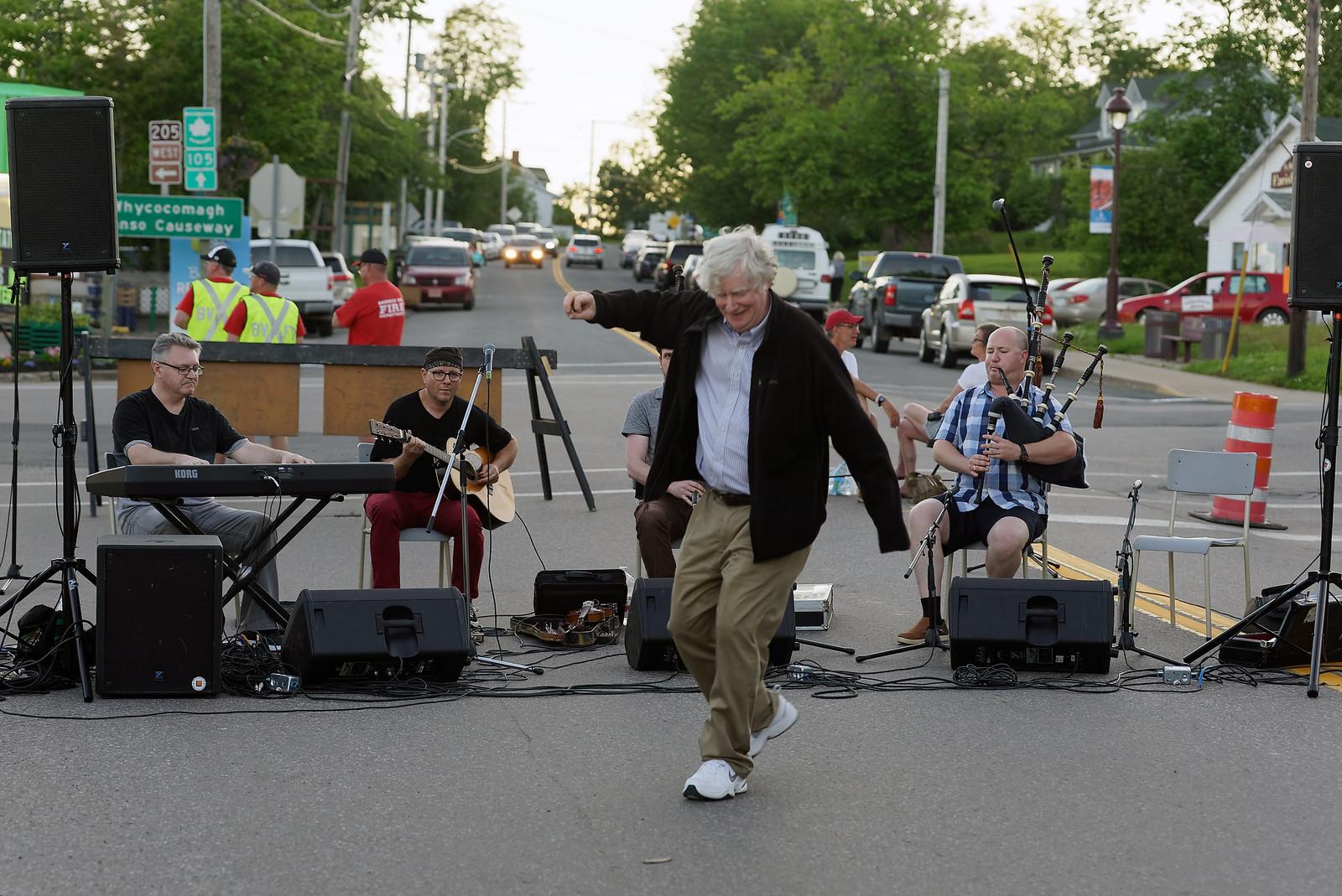 Baddeck Street Festival