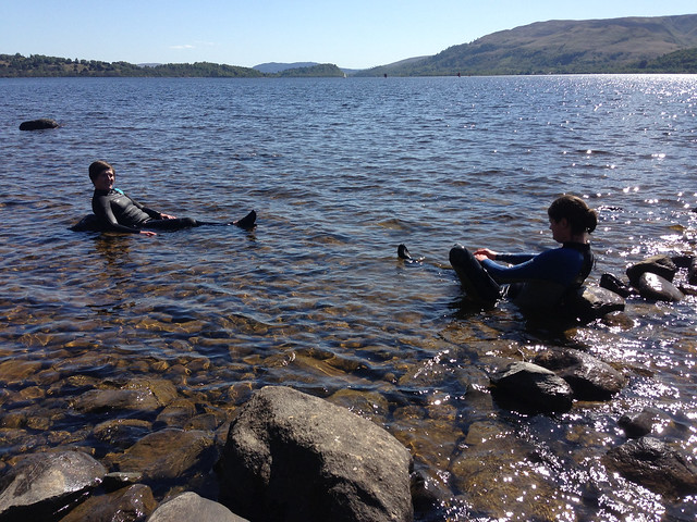 Sallochy camping trip